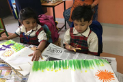Seedling Public School-Activity