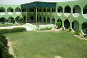 Shah Satmamji Girls School-Campus-View