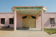 Shah Satnam Ji Girls School-Campus-View