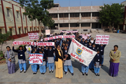 Sophia Secondary School-A Rally on Education