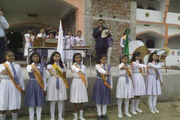 Manas International Public School-Morning Assembly