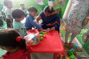 Tagore English Academy-Activity