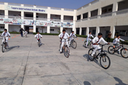Tagore International School-Cycling Competition