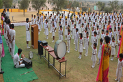 Vivekanand Convent School-Assembly