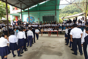 Government Secondary School-Assembly