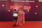 Anan Kids Academy-Prize day