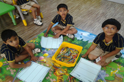 Annai Violet International School-Art