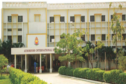 Aurobindo International School-Campus
