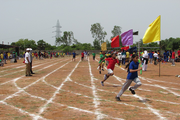 B V M Global Bollineni Hill Side-Annual Sports Day