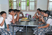 Cauvery Global School-Cafeteria