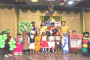 Chathrapathy Shivaji DAV School-Events celebration