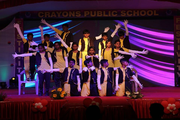 Crayons Public School-Annual day