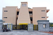 Delhi Public School-Campus View Entrance