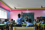 Kannammal International School-classroom
