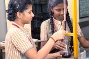 Mahatma Montessori School - Chemistry Lab