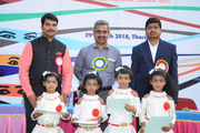 Mukundha International School-Cerificate Presentation