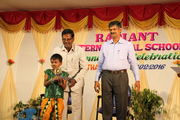 Radiant International School-Annual Day Celebrations