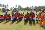 RD International School-Assembly
