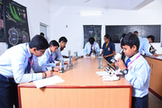 Sagar International School-Biology-Laboratory