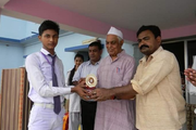 Pratibha Punj Public School-Award Distribution