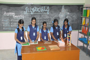 Sri Vidya Mandir Higher Secondary School-Activity