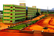 Velammal Vidyalaya - School Building