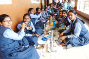 Vijay Vikas International School-Sharing Day