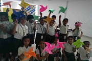 Kairos Global School-Science Windmill Activity