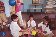 Mahatma Gandhi Memorial High School-Activity