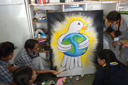 Sparkrill International School-Art Room
