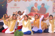 Don Bosco School-Dance