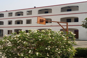 Adarsh Sarovar Public School-Basket Ball Court