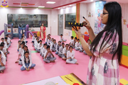 Adharsheela Global School - Activity