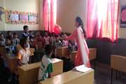 Ajmani International School - Classroom Activity