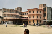 Anil Saraswati Vidhya Mandir Higher Secondary School-Campus View