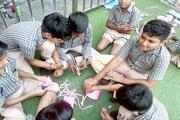 B R Memorial Junior High School-Activity