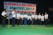 Bal Vidya Mandir Senior Secondary school-Annual Fest