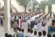 Bhartiya Vidyapeeth Senior Secondary School-Assembly