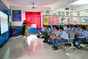 Dehradun Public School-Audio visual room