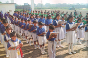 Divine Public School-Morning Assembly