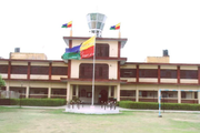 Dr Maria Residential Academy-Campus-View front
