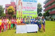 Lucknow Public School-Sports Champions