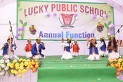 Lucky Public School-Annual Function