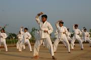 Dr Kkrs Gowtham School-Karate