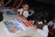 Om Prakash Ganapati Memorial School - Art and Craft Room