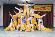 Rani LaxmiBai Memorial School-Annual day