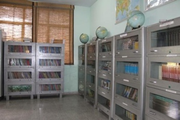 Samvid Gurukulum Senior Secondary School- Library