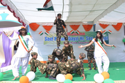 Sant Param Dayal Hr Secondary School-Republic Day