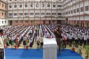 Sarvoday Pulic School-Assembly