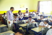 Seth M R Jaipuria School-Examination